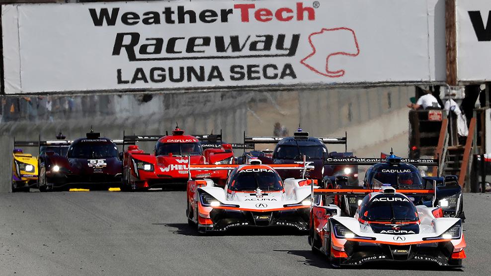2019 Monterey SportsCar Championship Powered by McLaren Race Broadcast