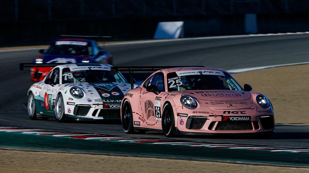 2019 Porsche GT3 Cup Challenge USA by Yokohama at WeatherTech Raceway Laguna Seca Race Broadcast