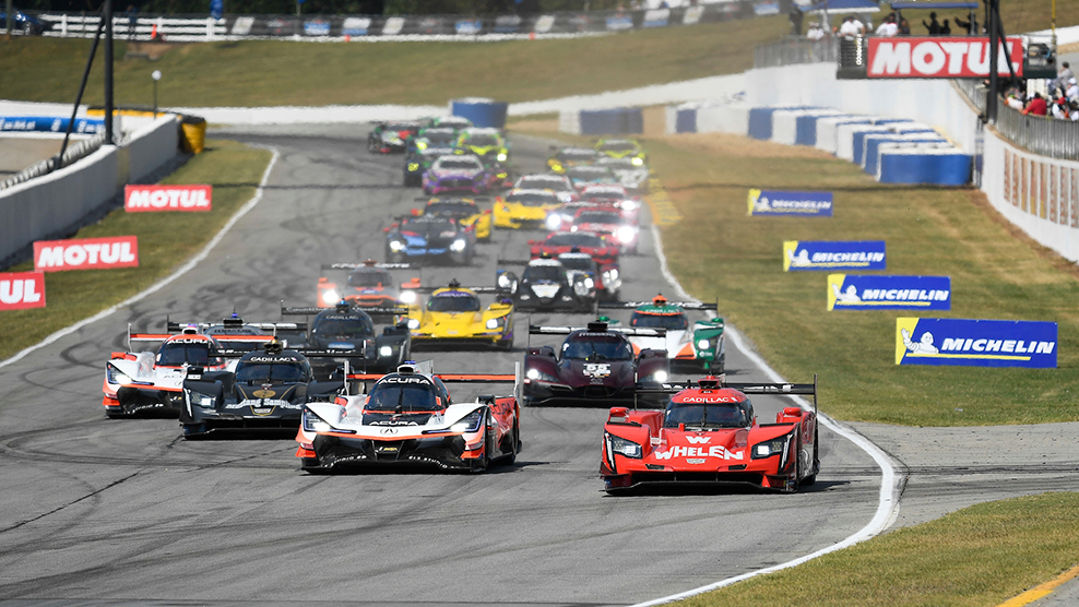 2019 Motul Petit Le Mans Race Broadcast - Part 1