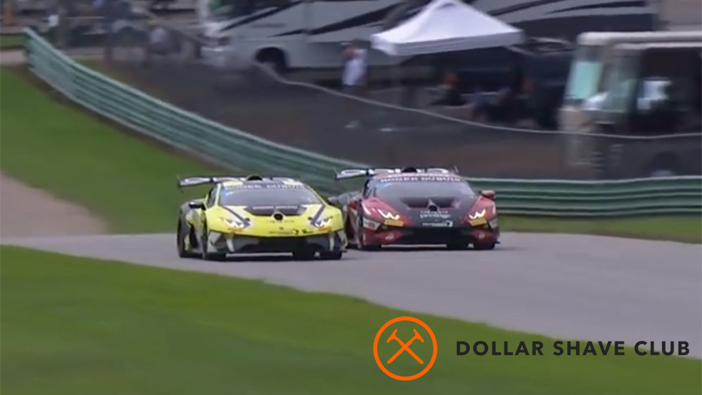 "Dollar Shave Club ""Close Shave"" - VIRginia International Raceway"