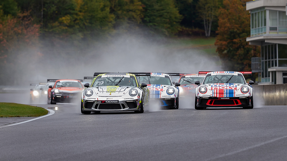 2019 Mont-Tremblant Porsche GT3 Cup Challenge Canada by Yokohama - Round 12 Broadcast