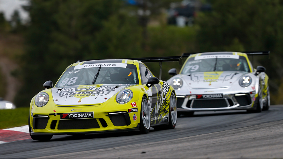 2019 Canadian Tire Motorsport Park Porsche GT3 Cup Challenge Canada by Yokohama - Round 1 Broadcast