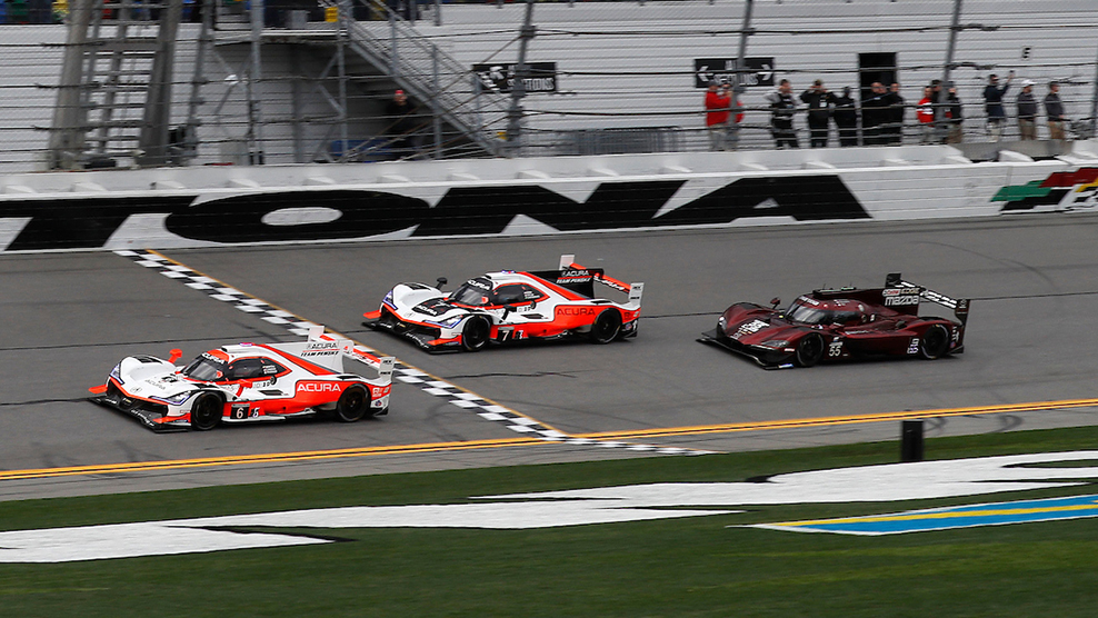 Race Preview: The Rolex 24 At Daytona
