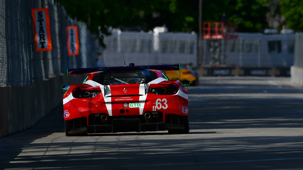 2016 Chevrolet Sports Car Classic Presented by the Metro Detroit Chevy Dealers Qualifying