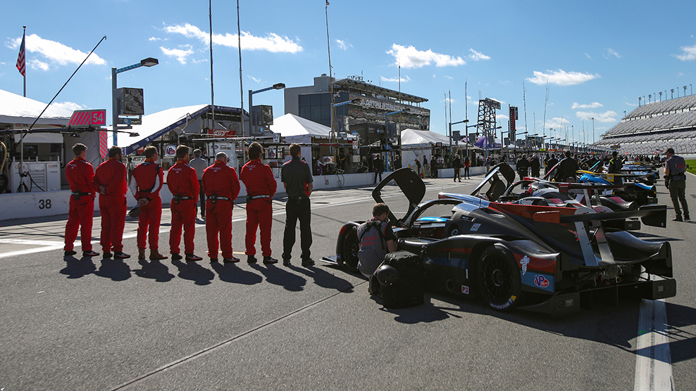 2019 IMSA Prototype Challenge - Daytona International Speedway Race Broadcast