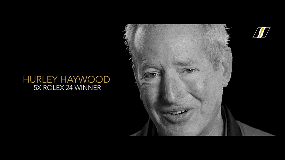 The IMSA 50th Anniversary Celebration - Episode 12 / Hurley Haywood