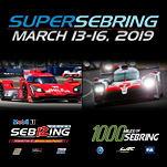 IMSA Coming to Sebring March 13-16, 2019