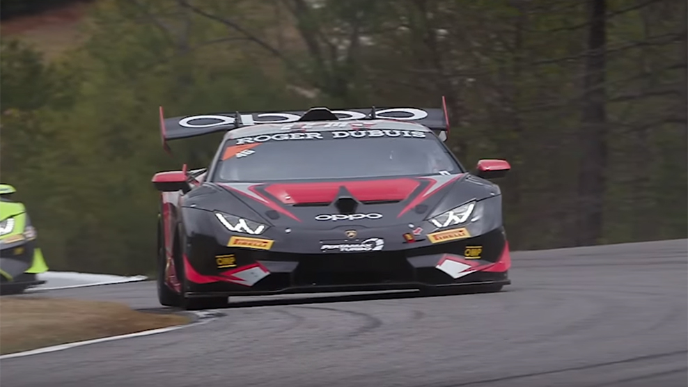 Sights and Sounds: 2019 Lamborghini Super Trofeo North America at Barber Motorsports Park