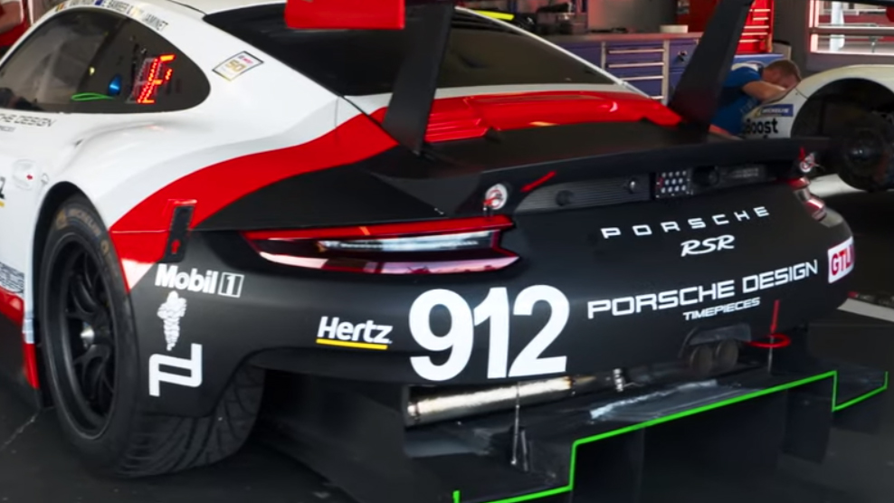 Porsche Presents Endurance Racing Revealed - Chapter 1: The Basics