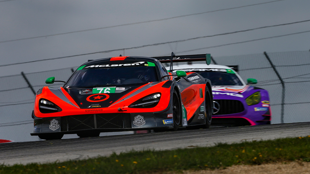 2019 Acura Sports Car Challenge at Mid-Ohio Race Broadcast