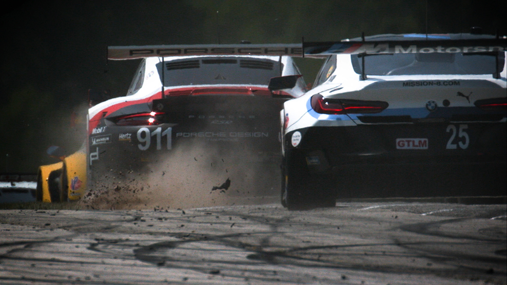 IMSA Rolls In To Road America