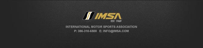 IMSA 50th Anniversary 2019