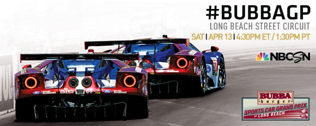 IMSA Long Beach Saturday NBCSN 4:30pmET
